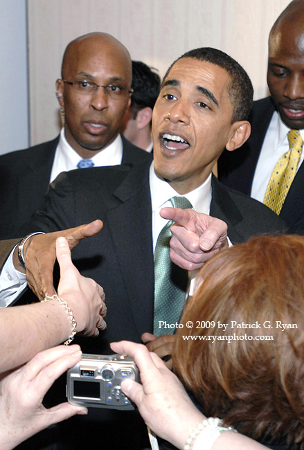 Shake Hands**