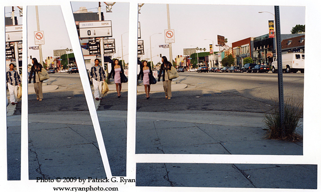 Untitled (On Melrose 1998)*