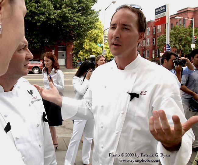 Chef Eric Ziebold of CityZen-Mandarin Oriental*61