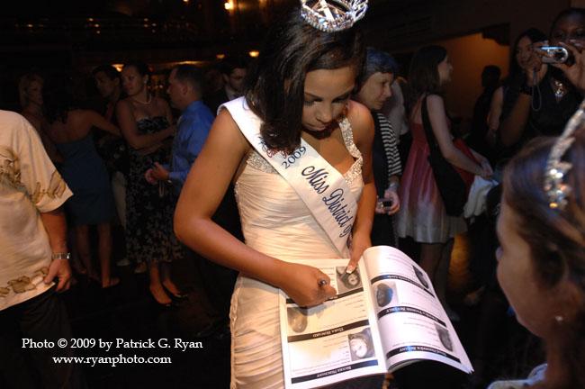 Miss Teen DC Autograph913
