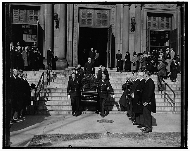 Justice Pierce Butler Funeral (web sized)
