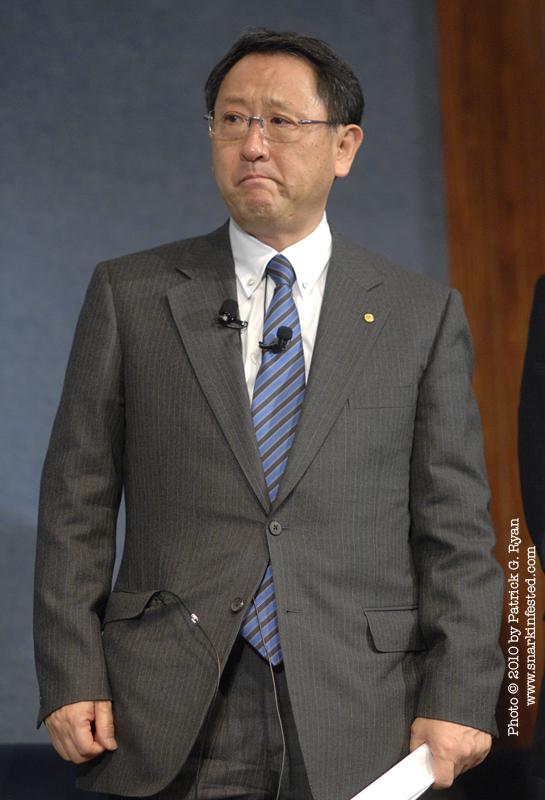 Akio Toyoda *249