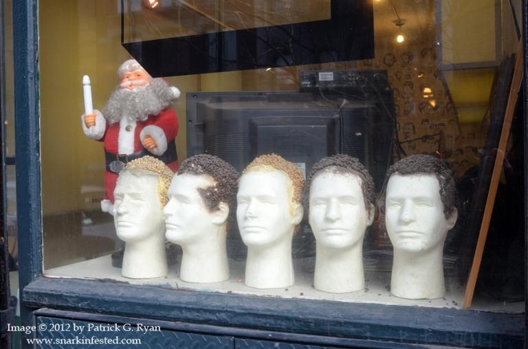 Barber Shop*6345