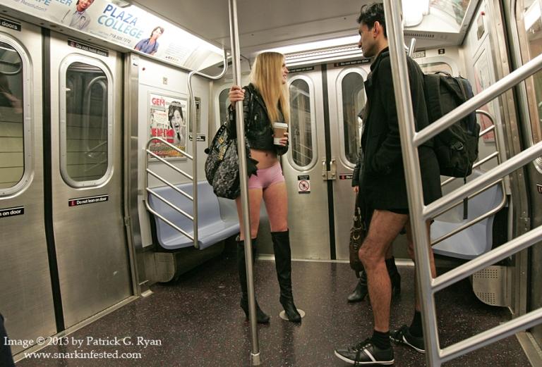 No Pants 2013*02