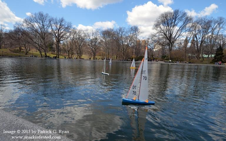 Central Park Yacht Club*1721