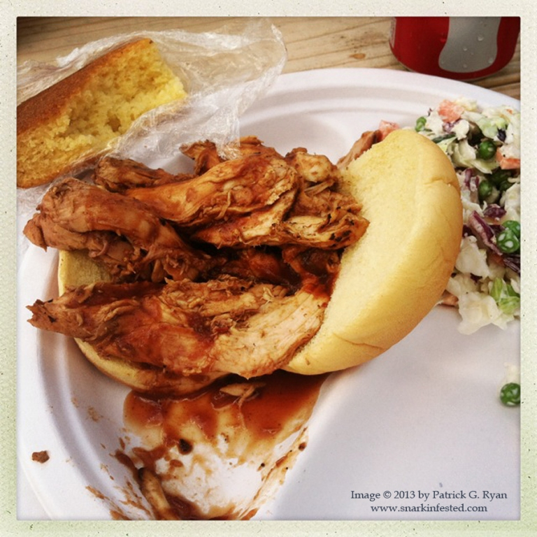 Jerk Chicken Sandwich*