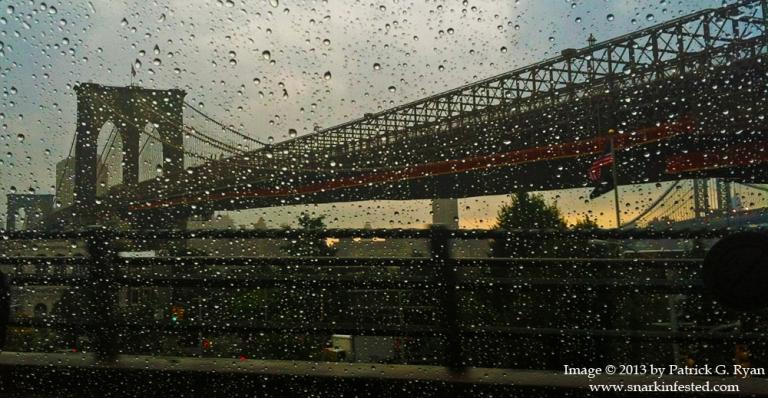 Brooklyn Bridge from BQE *