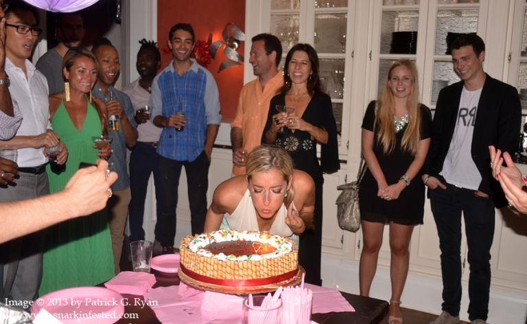 Sharon's B-Day Party *6984