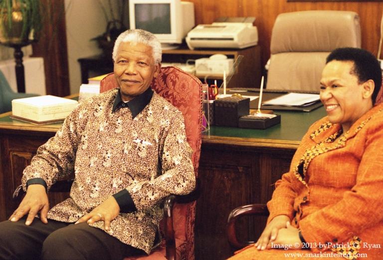 Nelson Mandela*