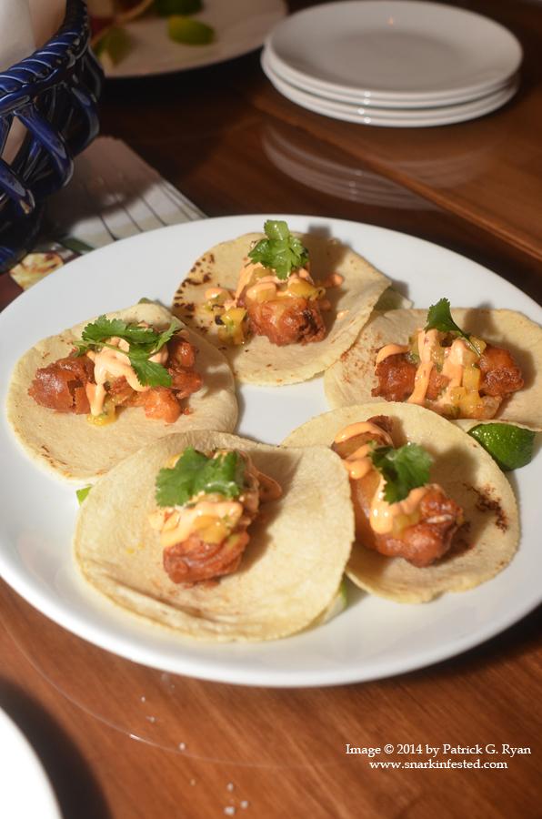 Mahi Mahi Tacos* 4536
