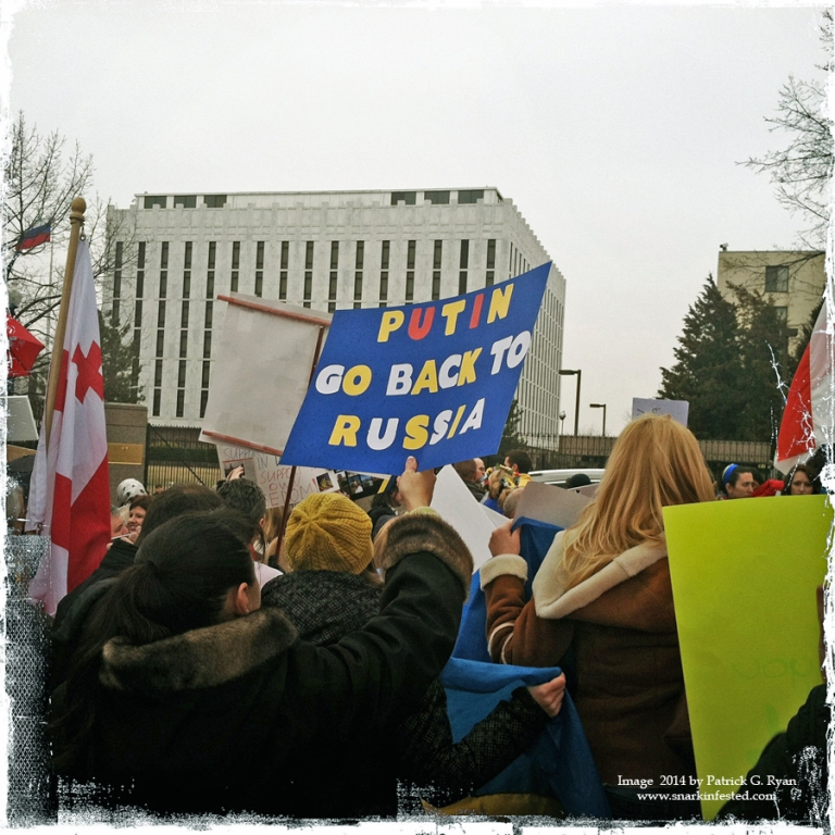 * Ukraine Protest 2