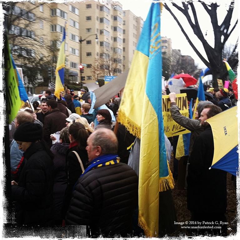 *Ukraine Protest