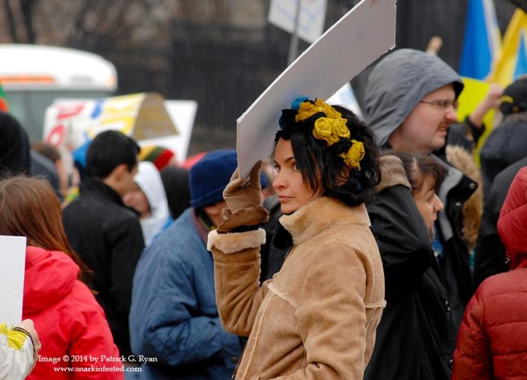* Ukrainian Protest 1.136