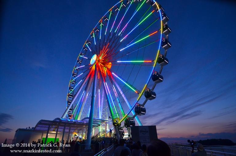 Ferris Wheel *2857