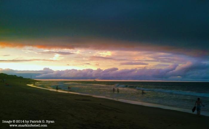 Sunset OBX 0814*