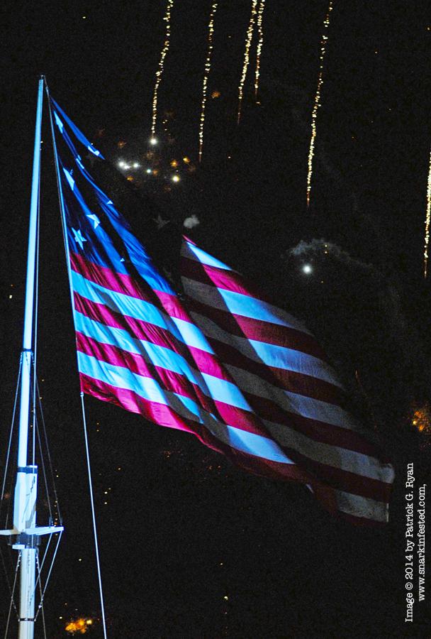 Flag *586