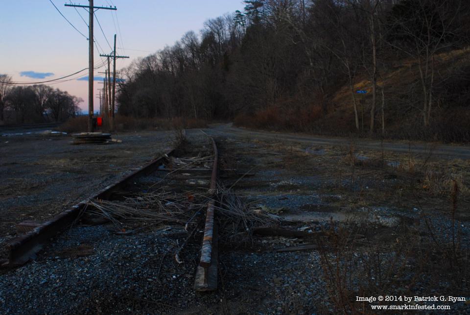 Traintrack Tivoli Landing *749