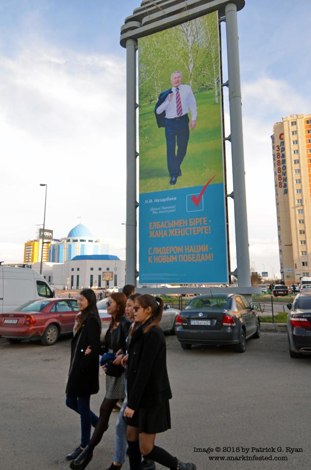 Astana poster* 4435