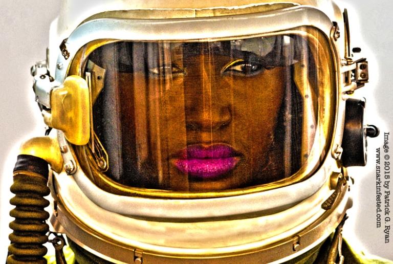 """04.24.2037 Satellite Killer"" Image ©2015 by Patrick G. Ryan"